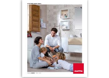Catálogo BAÑOS / 2018 – 2019, disponible en DANIEL GARCÍA, SL. | Tu tienda GAMMA.