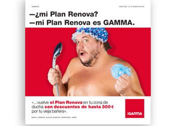 -¿mi Plan Renova? -mi Plan Renova es GAMMA.  Del 1 al 31 de mayo de 2019, en DANIEL GARCÍA, SL. | Tu tienda GAMMA